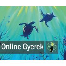 A tenger mélyén - FESTÉKSZETT