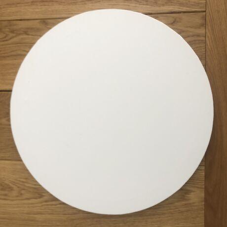 Kerek feszített festővászon 50 cm