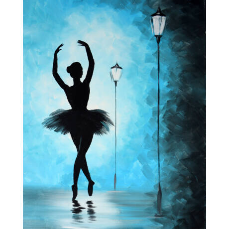 Éjszakai balerina