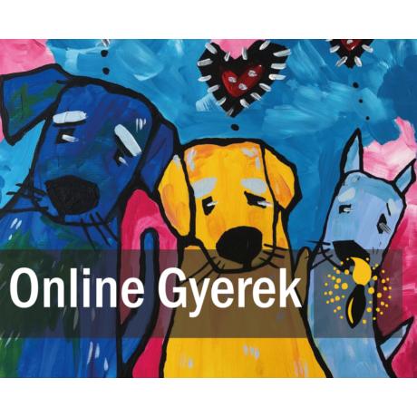 My dogs - FESTÉKSZETT