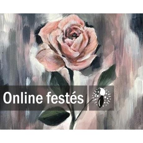 Örök rózsa - FESTÉKSZETT