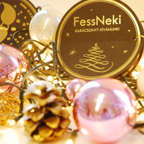 FessNeki karácsonyi Voucher